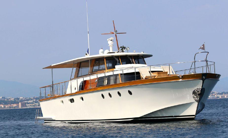location bateau Baglietto 20M