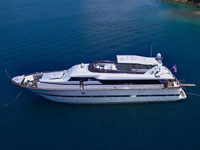 location bateau Maiora 27M