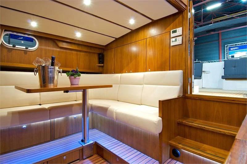 intérieur Bravoure 34 Cabrio