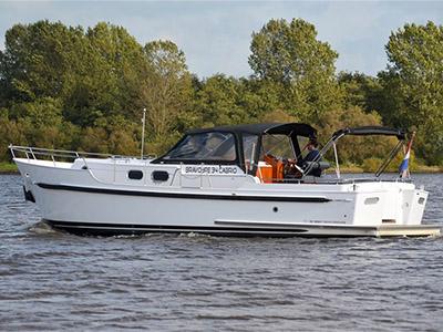 location bateau Bravoure 34 Cabrio