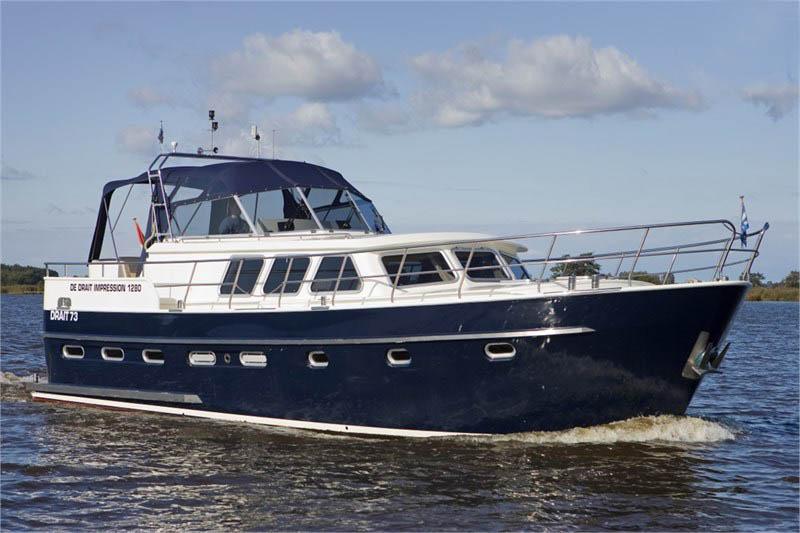 location bateau Impression 1280