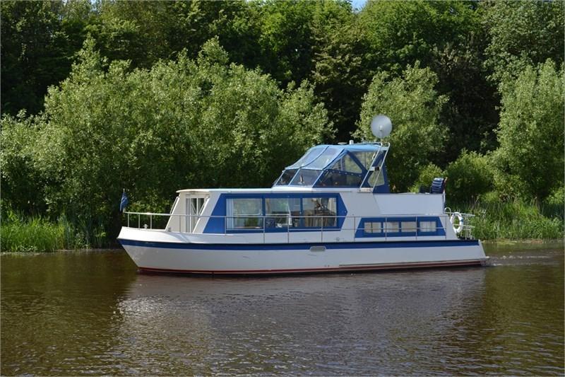 location bateau Safari Houseboat 1050