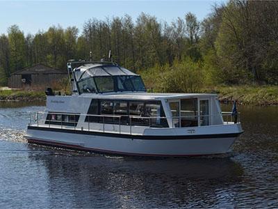 location bateau Safari Houseboat 1200