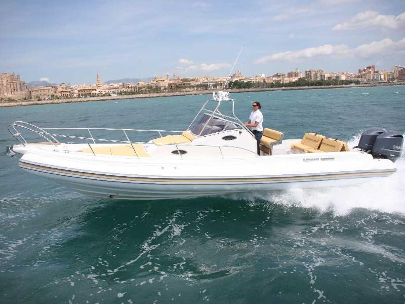 location bateau Lomac 1100 IN