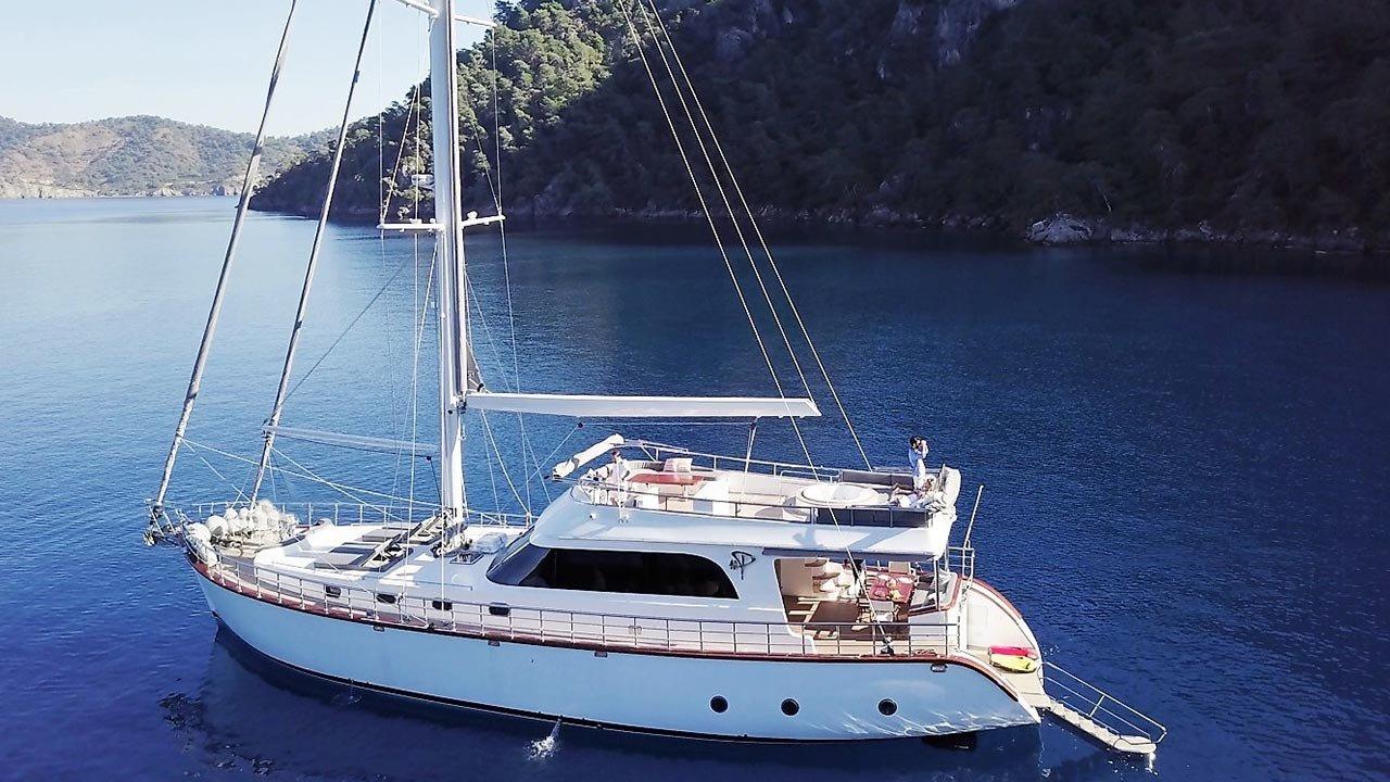 location bateau Perdue