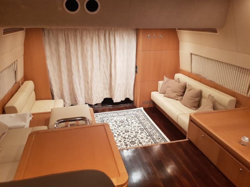intérieur Aicon 54 Fly