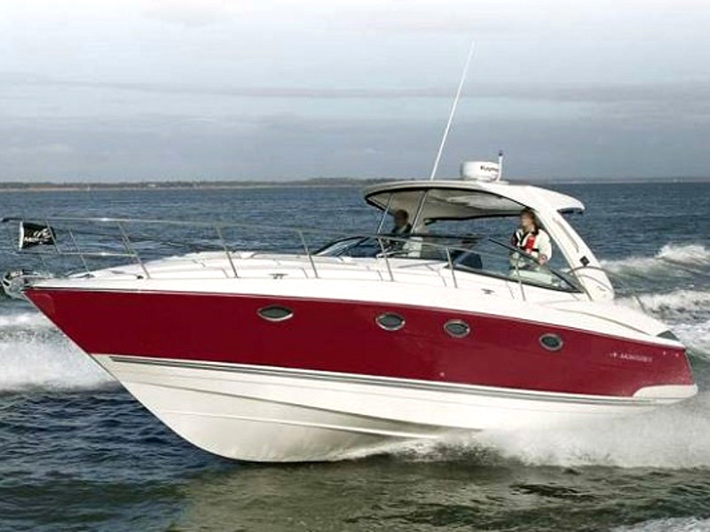 location bateau Monterey 375 SY