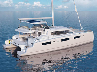 location bateau Voyage 590