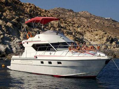 location bateau Diamond 40