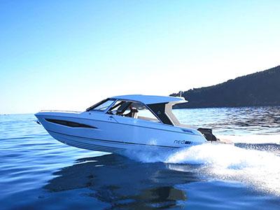 location bateau Greenline Neo HT
