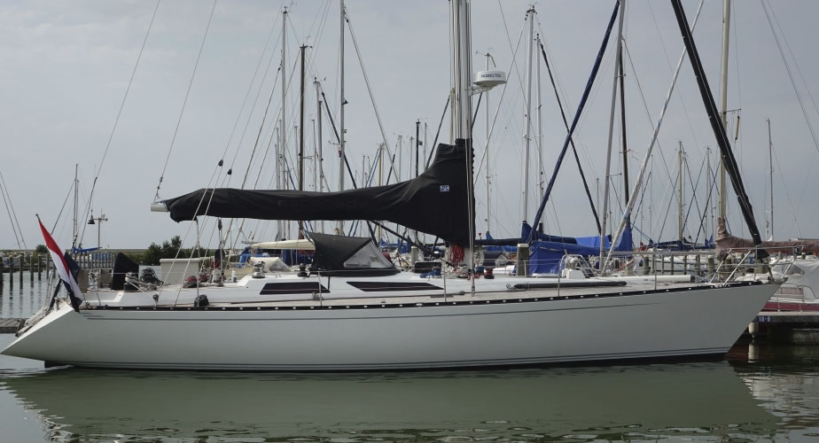 location bateau Baltic 48