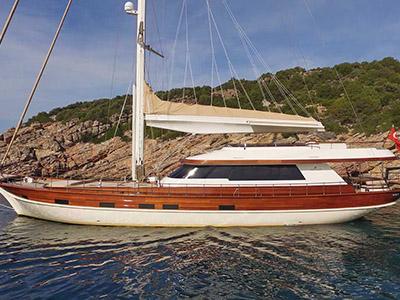 location bateau Daglarca