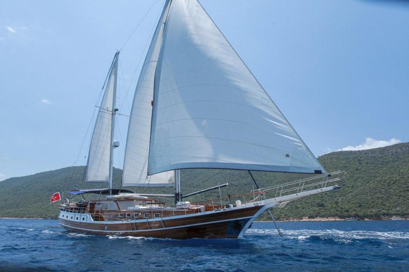 location bateau Dulcinea