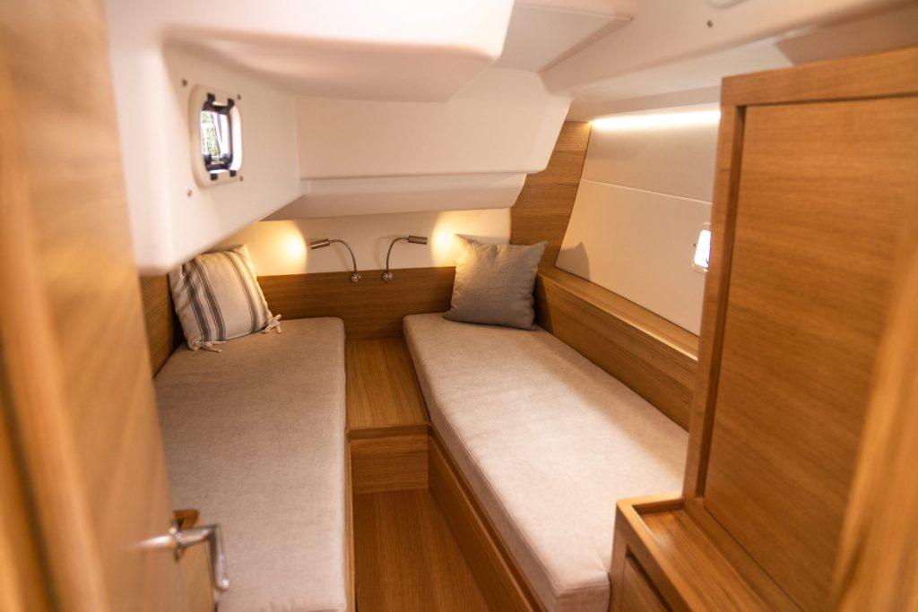 interno X-Yacht X4.6