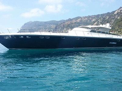 location bateau Itama 70