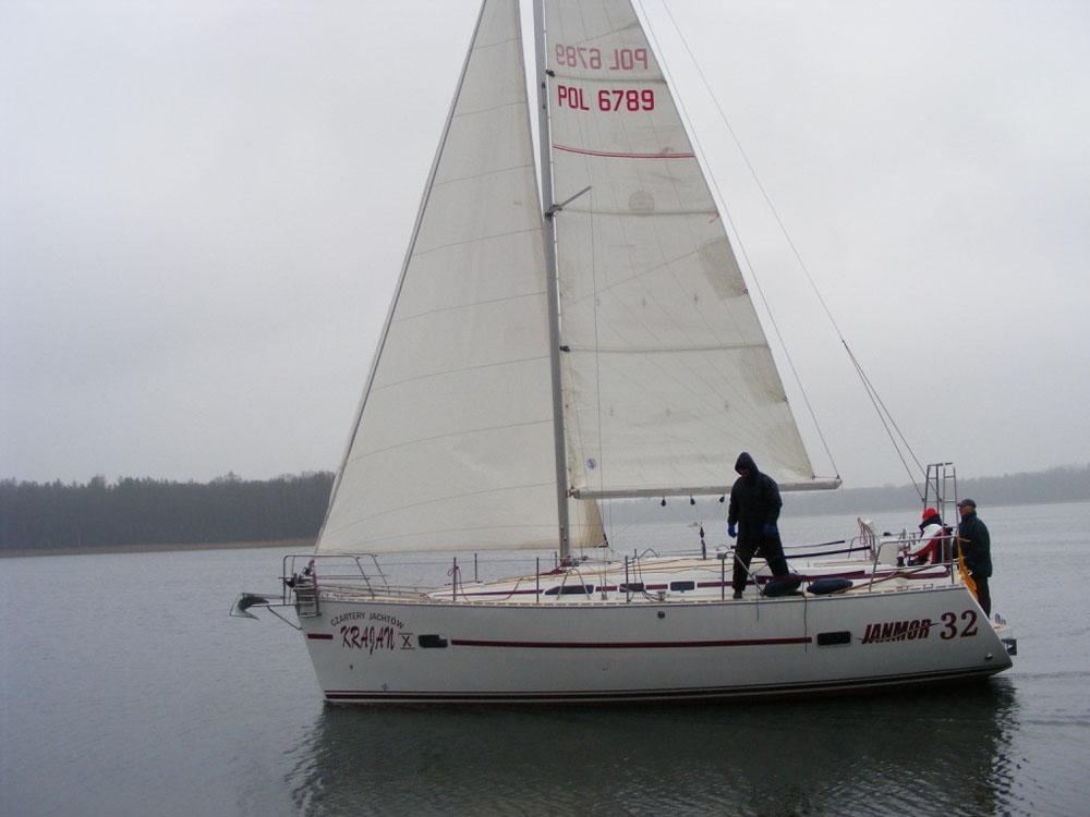 location bateau Janmor 32