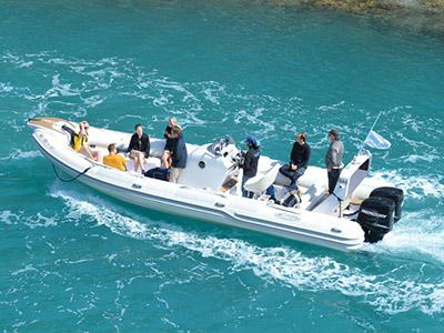 location bateau Top Gun 31