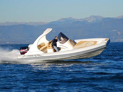 location bateau Wide 750