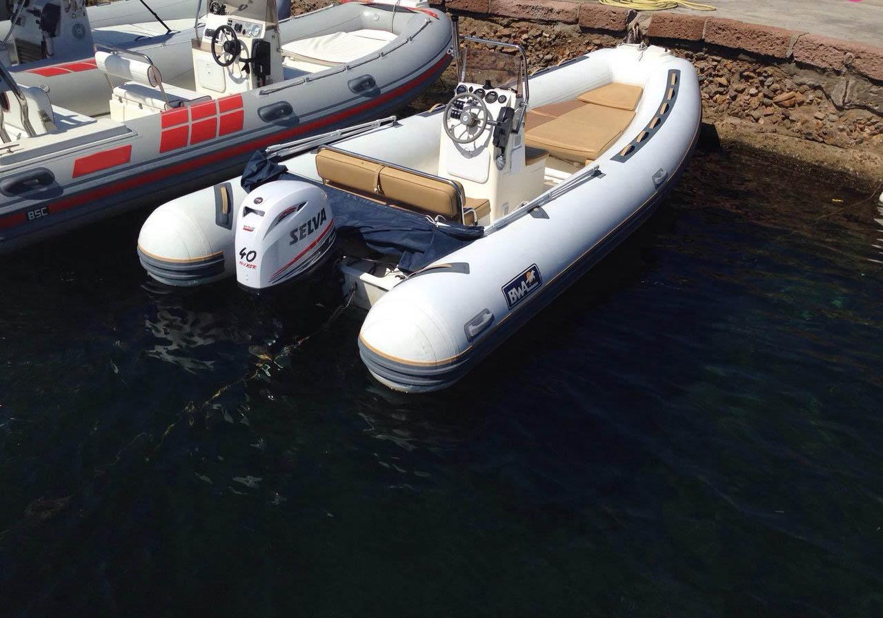 location bateau Bwa California 550