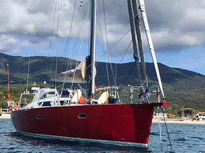 location bateau Salt 57