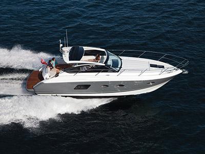 location bateau Princess V39