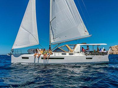 location bateau Sun Loft 47