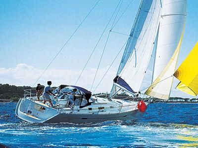 location bateau Oceanis Clipper 343