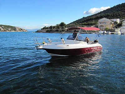 location bateau Atlantic 650 WA Suncruiser