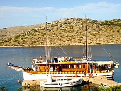 location bateau Orao