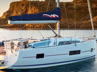 location bateau Moorings Oceanis 46.1