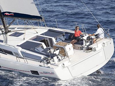 location bateau Moorings Oceanis 51.1