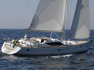 location bateau Najad 570 CC
