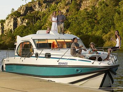 location bateau Estivale Quattro B