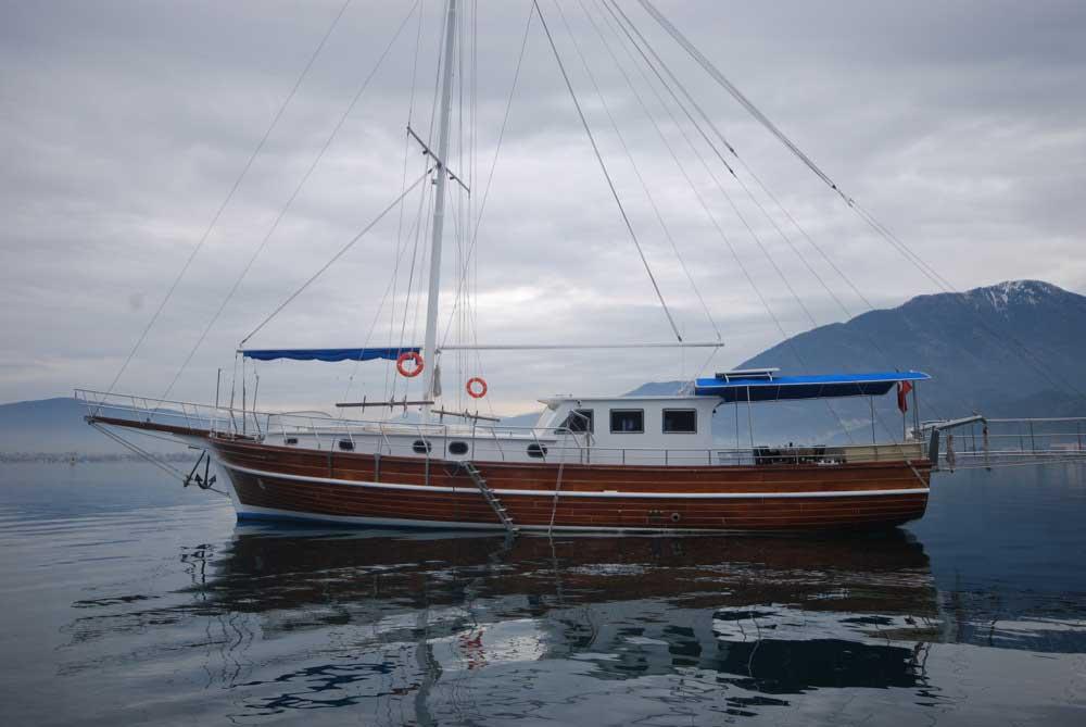 location bateau Albatros B