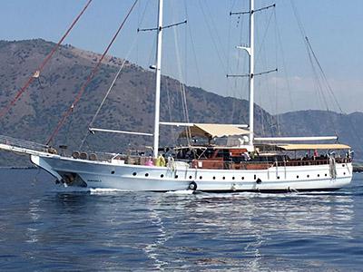 location bateau Fortuna 2
