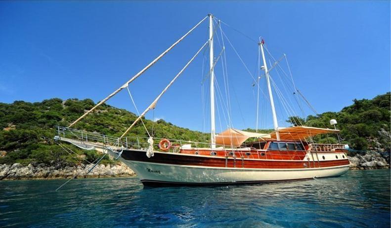 location bateau Hassay
