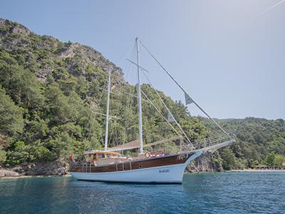 location bateau Susesi