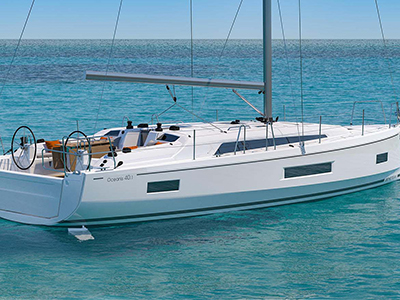 location bateau Oceanis 40.1