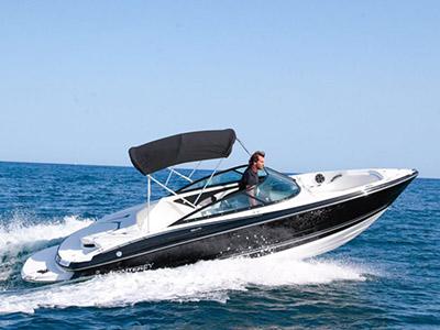 location bateau Monterey 224 FS