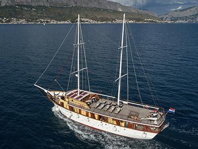 location bateau Cataleya
