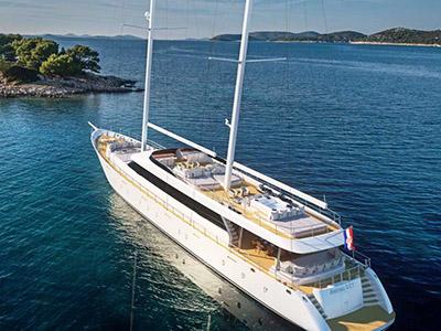 location bateau Aurium Sky