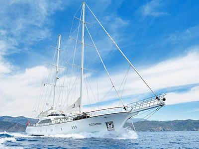 location bateau Alessandro 1