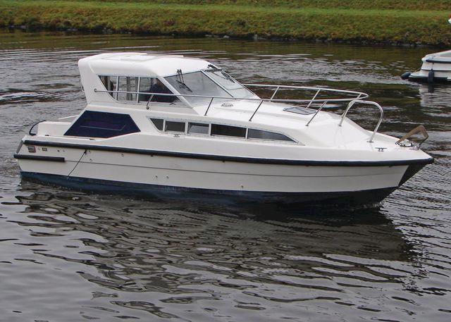 location bateau Kingfisher