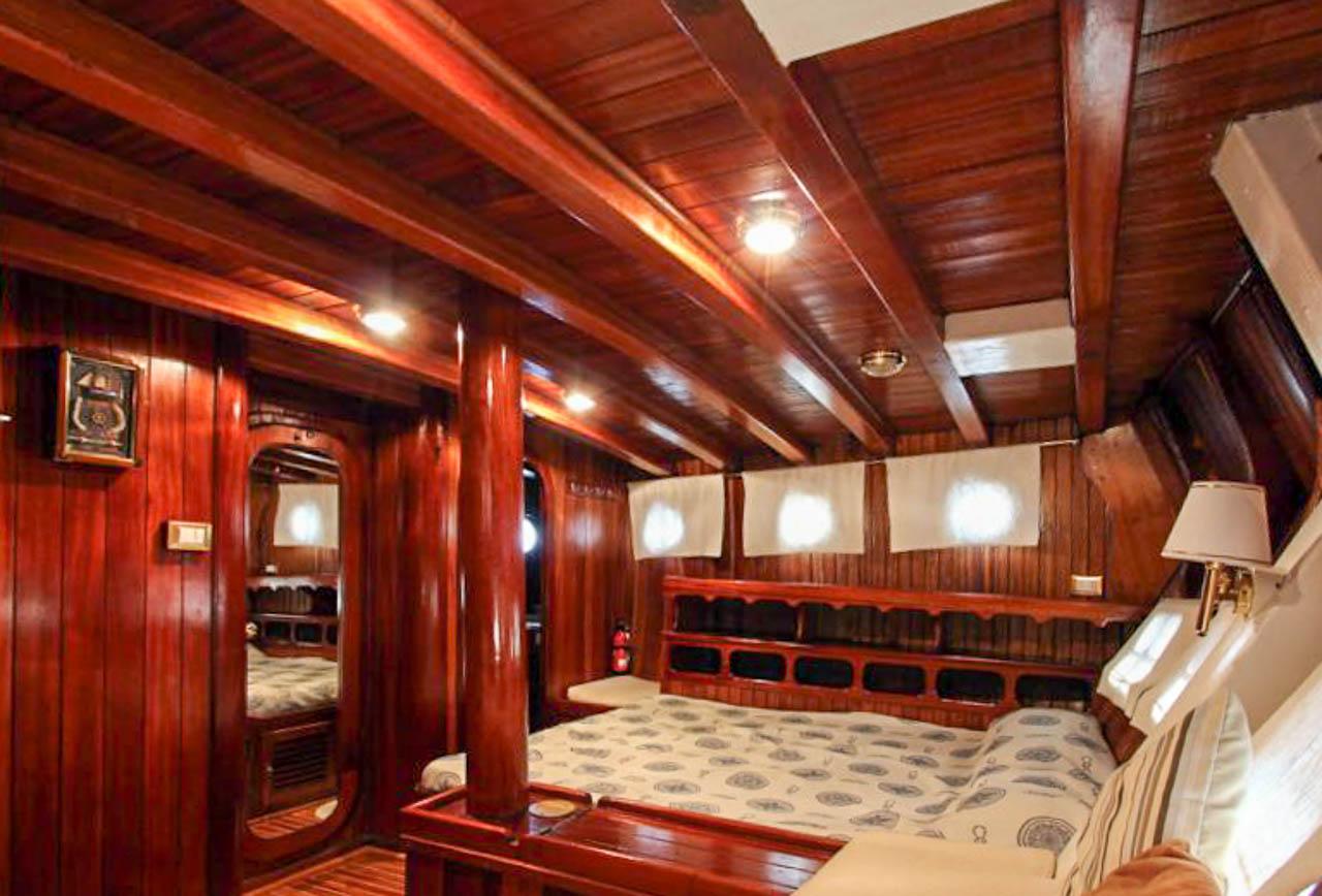 intérieur Santa Barbara