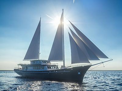 location bateau Corsario