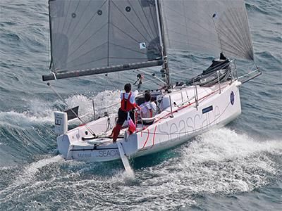 location bateau Seascape 27