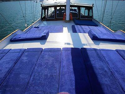 location bateau Semercioglu