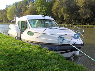 location bateau Nicols 900 (FPP)