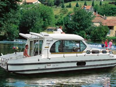 location bateau Nicols 1170 (FPP)