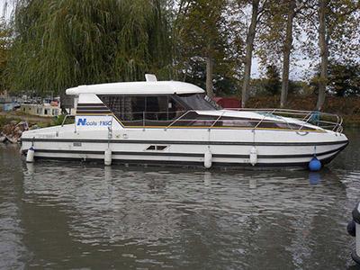 location bateau Nicols 1160 (FPP)